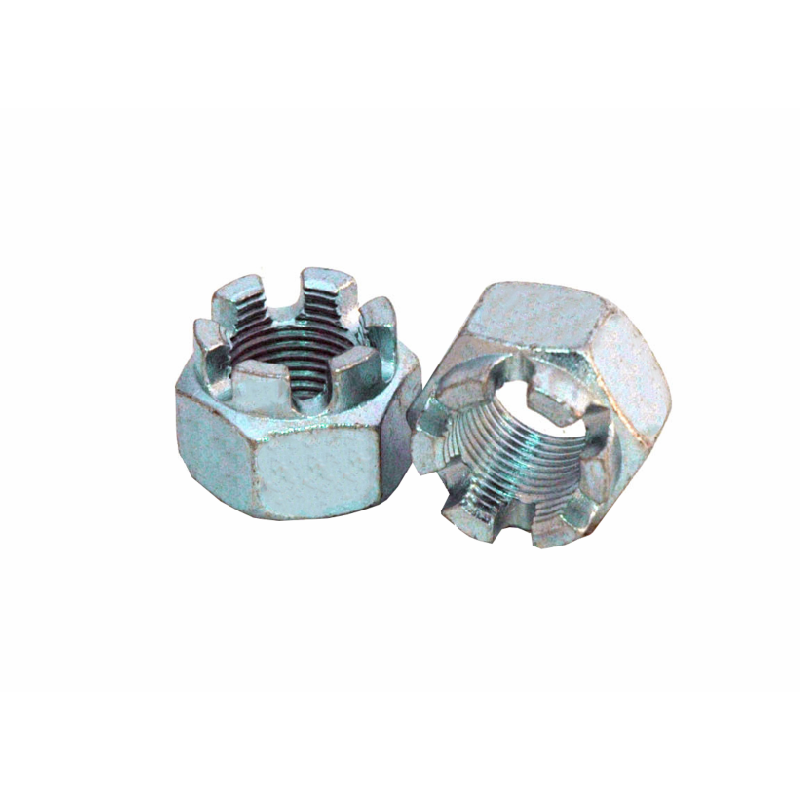 Durablue Axle End Nuts - 20-0018