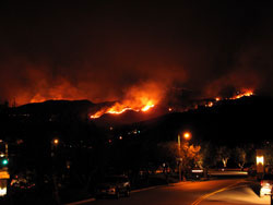 Southern California Fire