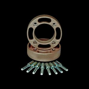 Durablue EZ Aluminum Wheel Spacers - ws4110f