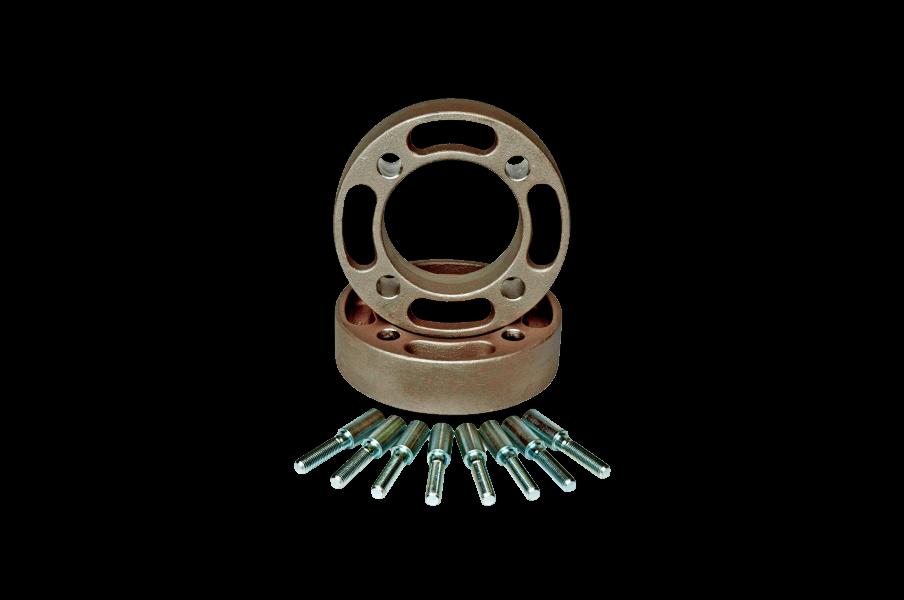 Durablue EZ Aluminum Wheel Spacers - ws4110fc