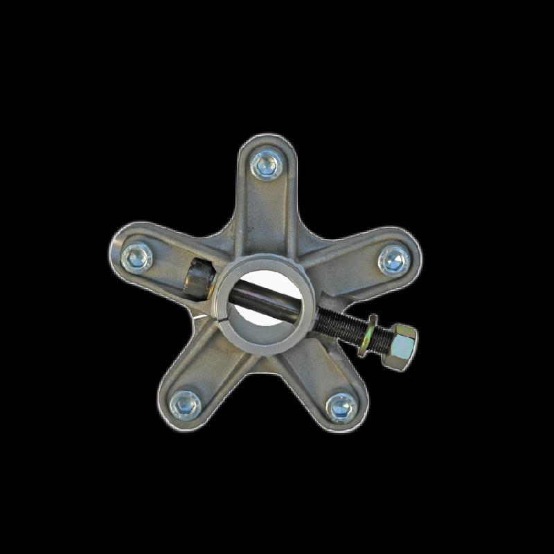 Durablue Suzuki X33 Cast Wheel Rear Wheel Hubs - 20-1533