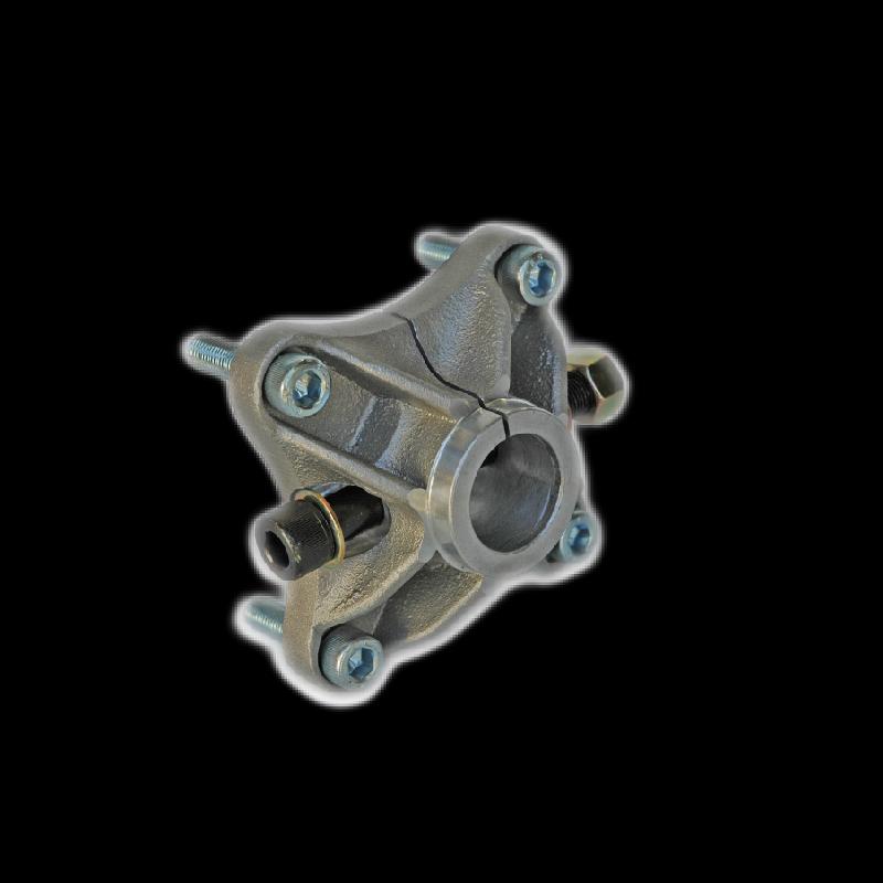 Durablue Yamaha X33 Cast Wheel Rear Wheel Hubs - 20-1343